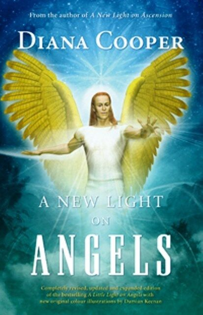 A New Light On Angels by Diana Cooper (NEW)