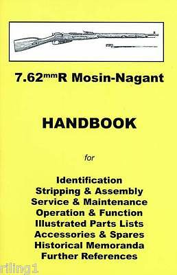 Mosin-Nagant Assembly, Disassembly Manual 7.62mmR