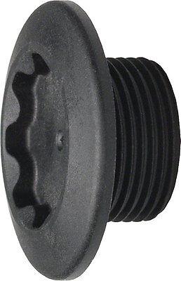 Shimano Hollowtech II Plastic Crank Tension Cap Black eb5