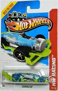 Hot Wheels 1/64 Carbonator Treasure Hunt Diecast Car
