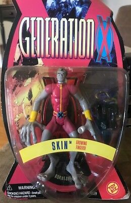 X Men Generation X Skin W  Growing Fingers Moc