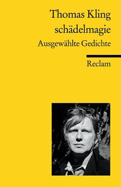 schädelmagie Kling, Thomas Reclam Universal-Bibliothek