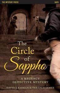 Lassman-The Circle Of Sappho  BOOK NEU