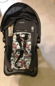 COSCO  BABY  CAR  SEAT  FOR  SALE