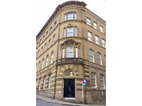 **NO FEES** - ONE BEDROOM SECOND FLOOR APARTMENT, 4 CURRER STREET, LITTLE GERMANY, BRADFORD, BD1 5BA