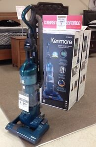 CLEARANCE Kenmore vacuum at Sears in Brandon