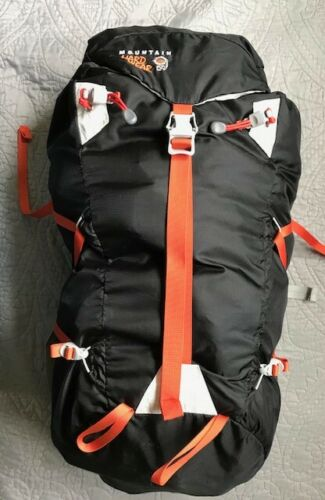 Mountain Hardware CLIMBING PACK Black w/ orange Scrambler 30