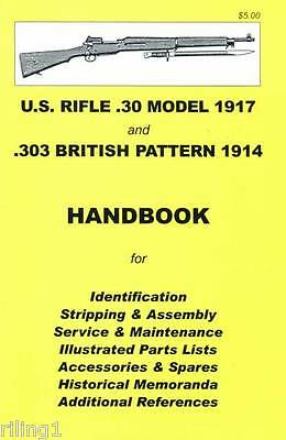American Enfield, U.S. Rifle .30 Model 1917 and .303 British Pattern 1914