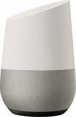 Brand New Google Home Smart Speaker with Google Assistant White Slate