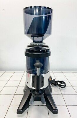 Magister M12 New Commercial Coffee Grinder - Colorblackchrome