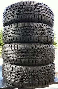 255/50R20 Continental ContiCrossContact Winter