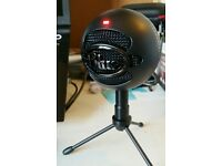 SNOWBALL BLACK ICE MICROPHONE V.GOOD CONDITION