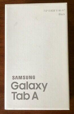 """""""NIB"""" Samsung Galaxy Tab A 7"""" Inch Tablet (8GB Black Wi-Fi) SM-T280 -..."""