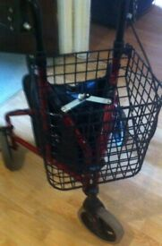 Tri Mobility Walker - used once