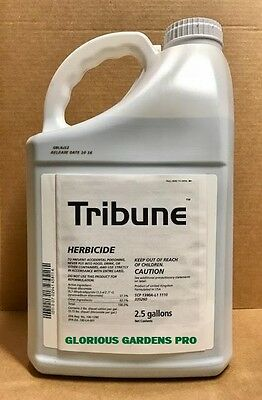 Tribune Herbicide 2 5 Gallons 37 3  Diquat Dibromide  Same As Reward Herbicide