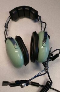 Dave Clark H10-76 Aviation Headset...