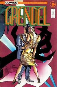 Grendel Comic Collection