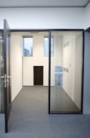 Self contained office for up to 2 people in Shoreditch / Old Street / Liverpool St