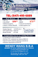 Wendy's Tax & Accounting Services