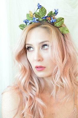 Dezentes Boho-Make-up für die Braut. (Bilder: Faylyne | CC BY-ND 2.0)
