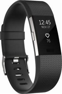 Fitbit Charge 2, Black - Brand New, Unopened