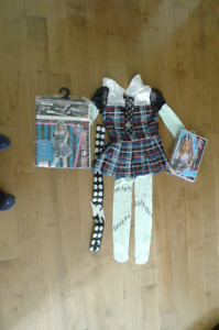 Frankie Stein Costume (Monster high)