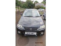 Mazda 323F Sport, 2001, 2 ltr, 5 door, Petrol, 12 months MOT