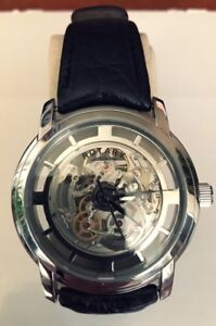 ROTARY Les Originales Limited Edition Skeleton Automatic  84/150