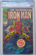 Iron Man 1 Comic