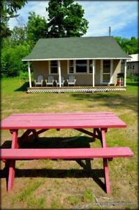 Waterfront 2 Bedroom Cottage for Rent Canada Day Long Weekend!