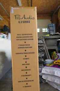 Pro Audio Speakers 6.3 series - BRAND NEW NEVER OUT OF BOX London Ontario image 2