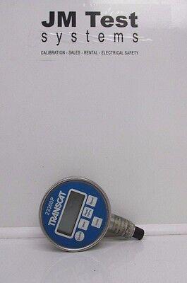 Transcat 23300p Digital Pressure Gauge Br
