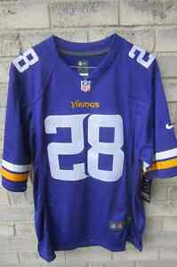 Brand new Adrian Peterson NFL Vikings Size XL Jersey