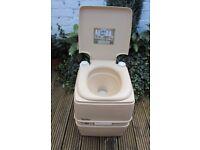 Thetford Porta Potty 165 Caravan/Camping Portable Cassette Toilet
