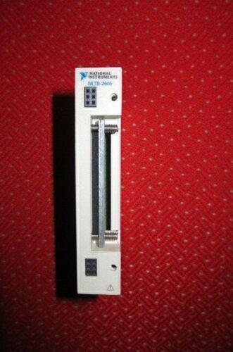 National Instruments (NI) TB-2605 Multiplexer Terminal Block, 185748B-01