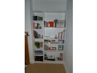 2 Book Shelves BILLY (IKEA)