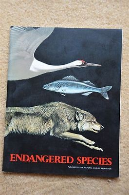 Endangered Species National Wildlife - Endangered Book