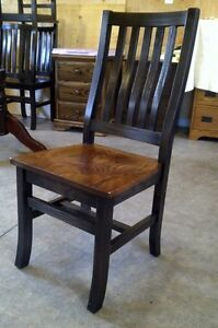 NEW MENNONITE MADE CHAIRS AND OTHER FURNITURE FOR SALE