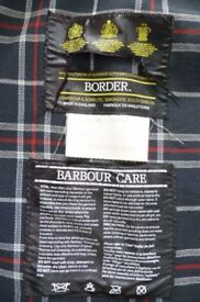 Female Barbour jacket