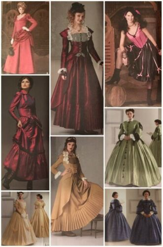 Simplicity Historical Patterns Civil War-1890