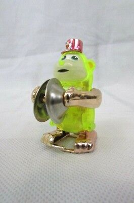 Cymbal Playing Monkey (Tucker The Cymbal Playing Monkey by Z Wind Ups - Wind Up Toys & Gifts - New)