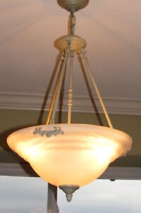 print Ceiling light fixture