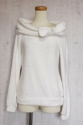 CECIL McBEE Sweaters Japanese Fashion Gyaru Lolita Kawaii Sweet Romantic Sweet 9