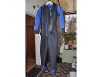 Ladies Beaver Icelandic Semi Dry Suit