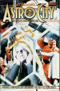 Astro City comics -- complete, 1-6 and 1-22 mint comic books