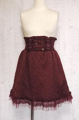 axes femme skirts Japanese Style Fashion Lolita Kawaii Sweet Gothic Dreamy 9