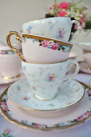 Vintage China Rentals (Teacups, plates, service ware)