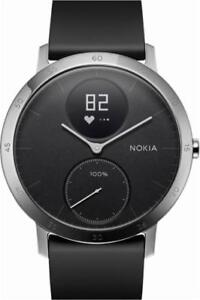 Nokia Hear Rate and Activity watch steel HR  40 mm.