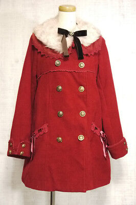 axes femme Coat Jacket Japanese Fashion Kawaii Cute Sweet Lolita 9