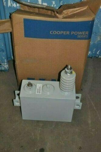 EATON COOPER CEP140B7FD CAPACTIOR 200KVAR 7620VOLTS INTERNAL DISCHARGE RESISTORS